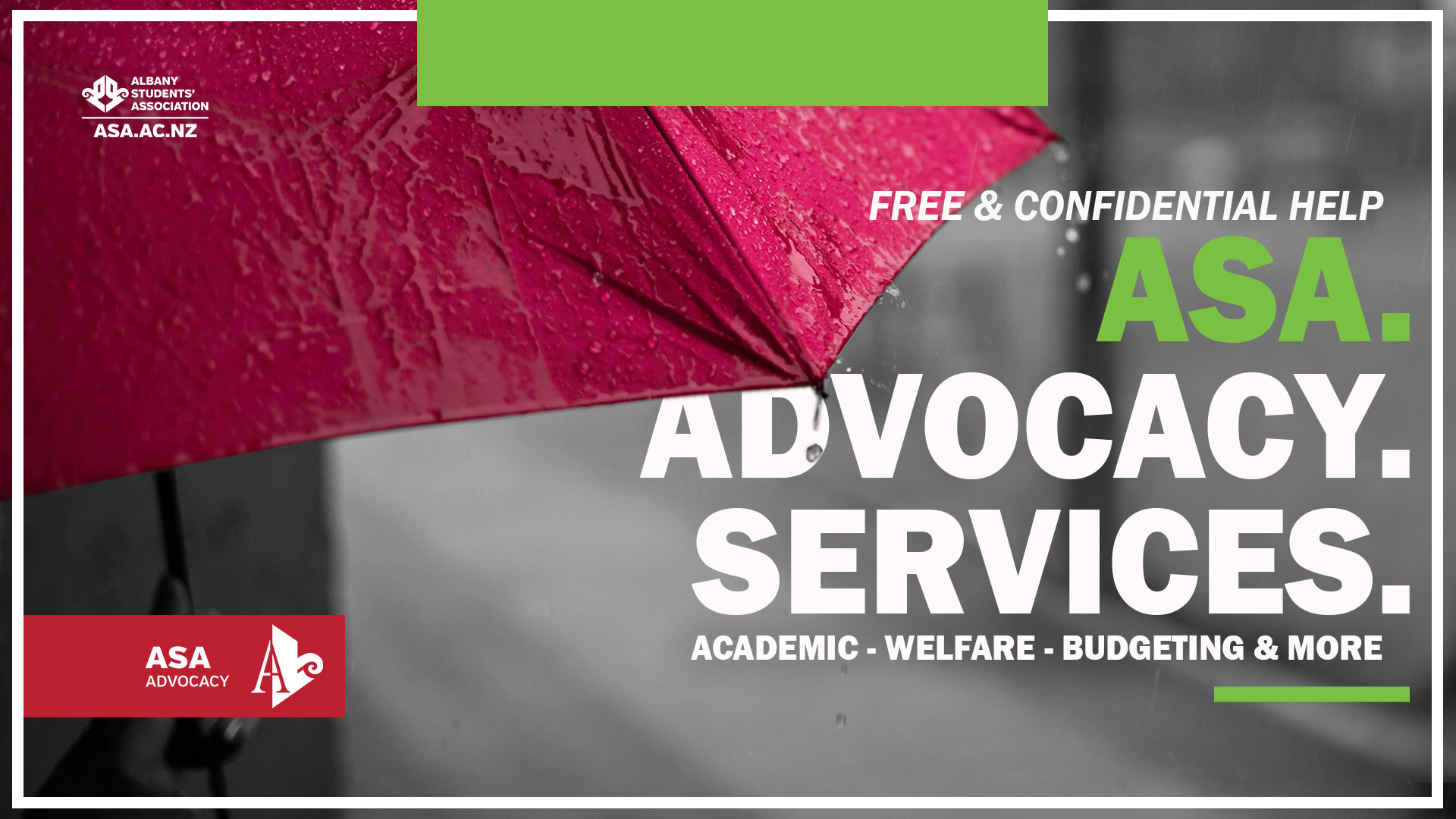 TV Advocacy Services