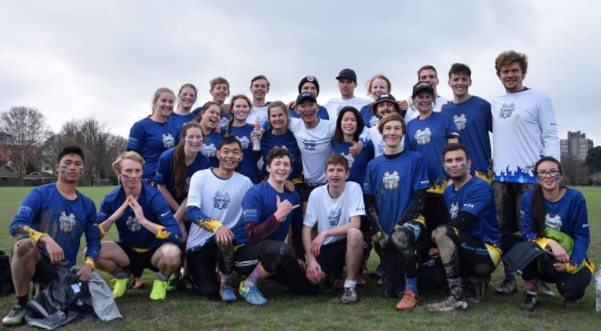 Massey Frisbee Federation competes at National Ultimate Champs