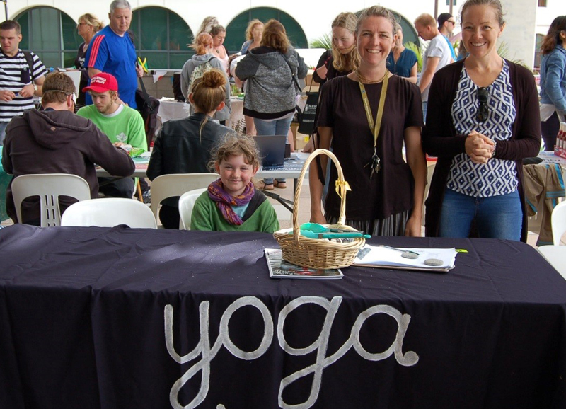 Yoga Lounge Clubs' Day